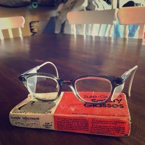 1968 Vintage AO Safety Glasses